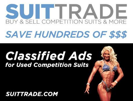 Suit Trade Classified Ads for Used Competition Suits