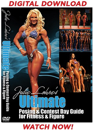 Julie Lohre's Ultimate Guide to Posing - Figure
