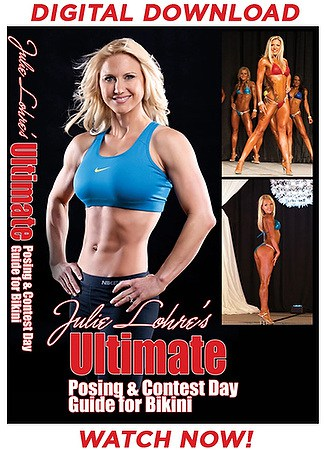 Julie Lohre's Ultimate Guide to Posing - Bikini
